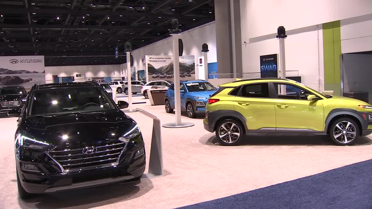 Silicon Valley Auto Show >> Silicon Valley Auto Show Kicks It Into Gear With Cars From