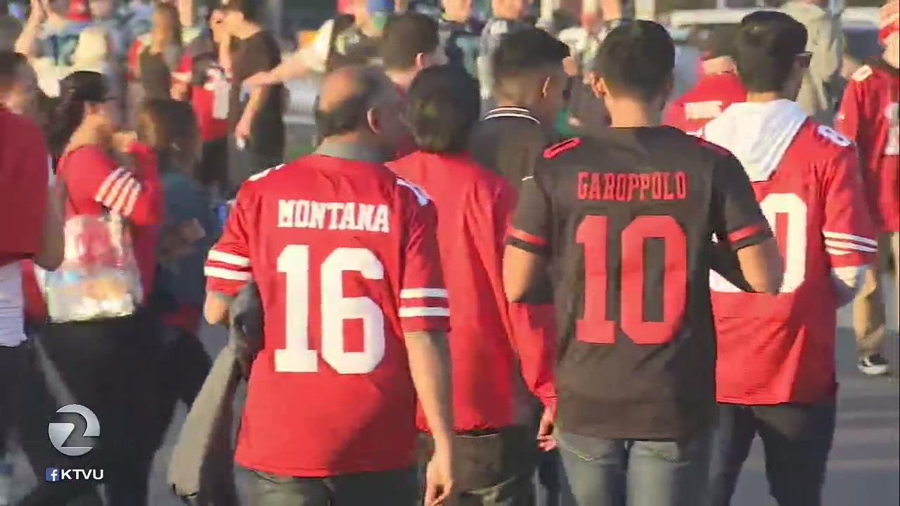 Despite loss, 49ers distribute 71,000 tickets; most ever for home game at Levi's Stadium