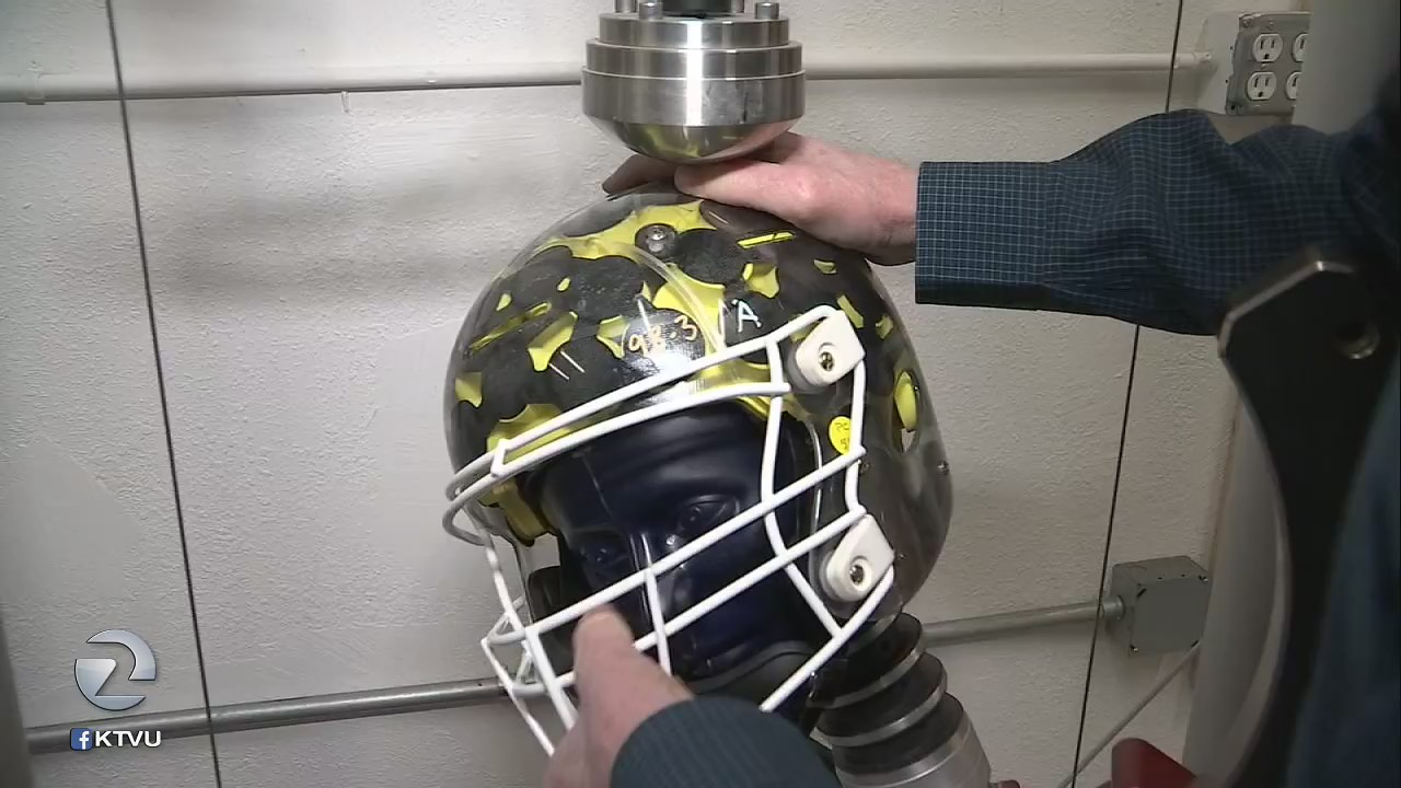 UC Berkeley neuroscientist creates game-changing helmets